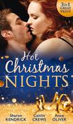 Hot Christmas Nights: Shameful Secret, Shotgun Wedding / His for Revenge / Mistletoe Not Required (Mills & Boon M&B)