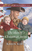 The Sheriff's Christmas Twins (Mills & Boon Love Inspired Historical) (Smoky Mountain Matches, Book 9)