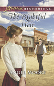 The Rightful Heir (Mills & Boon Love Inspired Historical)