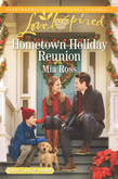 Hometown Holiday Reunion (Mills & Boon Love Inspired) (Oaks Crossing, Book 3)