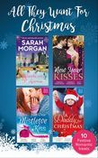All They Want For Christmas Collection (Mills & Boon e-Book Collections)