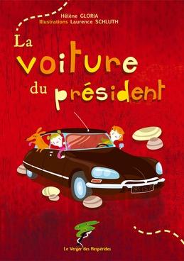 LA VOITURE DU PRESIDENT