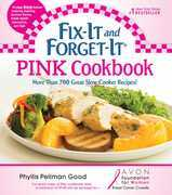 Fix-It and Forget-It Pink Cookbook