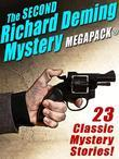 The Second Richard Deming Mystery MEGAPACK®: 23 Classic Mystery Stories