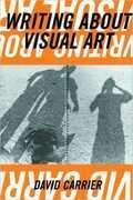 Writing about Visual Art