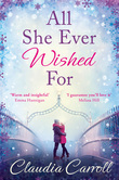 All She Ever Wished For: A gorgeous romance to sweep you off your feet!