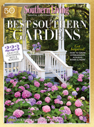 SOUTHERN LIVING Best Southern Gardens: 223 Ideas for Containers, Beds & Borders