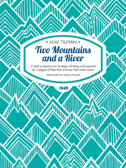 Two Mountains and a River