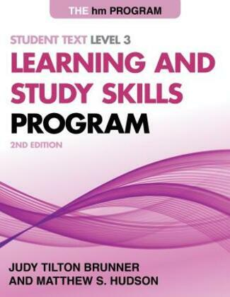 The HM Learning and Study Skills Program: Student Text Level 3