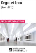 Degas et le nu (Paris - 2012)