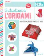 Initiation à l'origami
