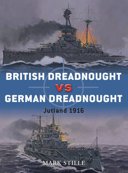 British Dreadnought vs German Dreadnought