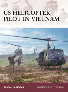 US Helicopter Pilot in Vietnam
