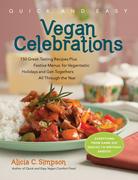 Quick and Easy Vegan Celebrations