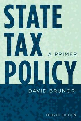 State Tax Policy: A Primer