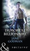 Immortal Billionaire (Mills & Boon Nocturne)