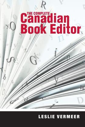 The Complete Canadian Book Editor