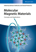 Molecular Magnetic Materials