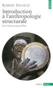 Introduction à l'anthropologie structurale. Lévi-S