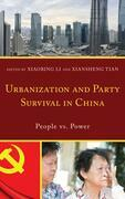 Urbanization and Party Survival in China: People vs. Power