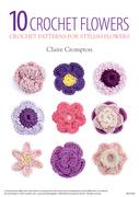 10 Crochet Flowers