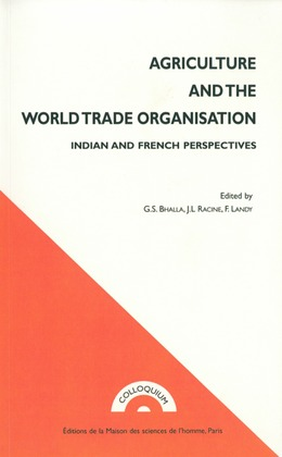 Agriculture and The World Trade Organisation