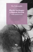 Martin Heidegger à Hannah Arendt