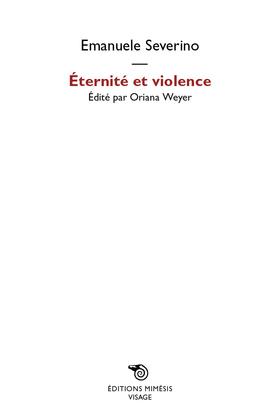 Éternité et violence