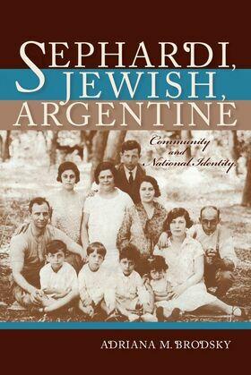 Sephardi, Jewish, Argentine
