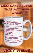 Mug Cake Recipes That Actually Work