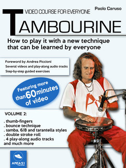 Video course for everyone Tambourine. Volume 2