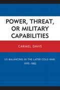 Power, Threat, or Military Capabilities