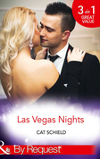 Las Vegas Nights: At Odds with the Heiress (Las Vegas Nights, Book 1) / A Merger by Marriage (Las Vegas Nights, Book 2) / A Taste of Temptation (Las Vegas Nights, Book 3) (Mills & Boon By Request)