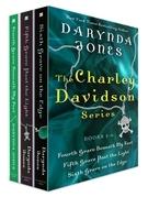 The Charley Davidson Series, Books 4-6