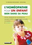L'homéopathie pour un enfant bien dans sa peau