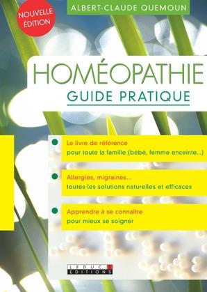 Homéopathie guide pratique