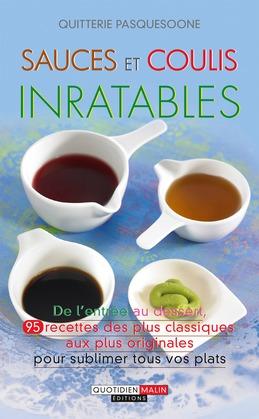 Sauces et coulis inratables