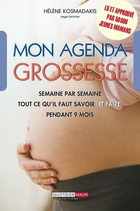 Mon agenda grossesse