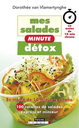 Mes salades minute détox