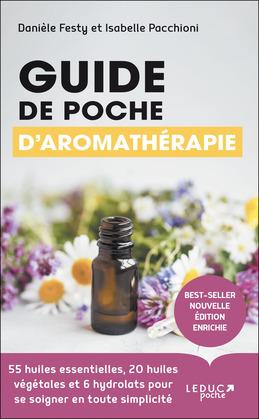 Guide de poche d'aromathérapie