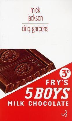 Cinq garçons