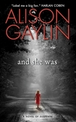 And She Was: A Novel of Suspense