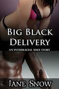 Big Black Delivery (Interracial Black MM/White F Erotic Tale)