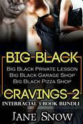 Big Black Cravings 2 (Interracial 3 Book Erotic Romance Bundle)
