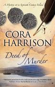 Deed of Murder: A Burren Medieval Mystery 7