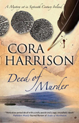 Deed of Murder: A Burren Medieval Mystery 7