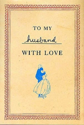 To My Husband with Love