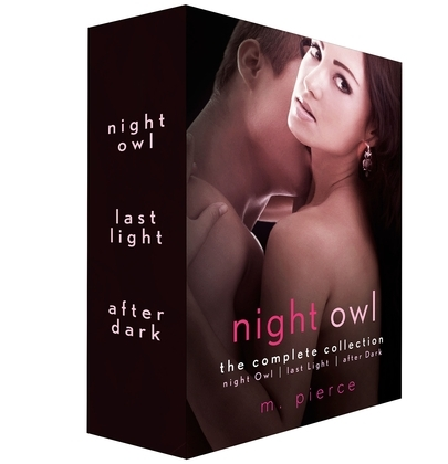 Night Owl, The Complete Collection