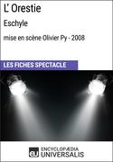 L'Orestie (Eschyle?-?mise en scène Olivier Py?-?2008)