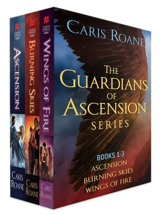 The Guardians of Ascension Series, Books 1-3